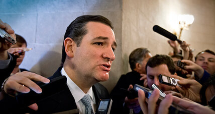 Has Ted Cruz peaked? (+video)