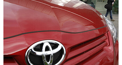 Toyota recall: Spiders are causing airbag problems