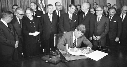 JFK's vision for mental health care remains unrealized