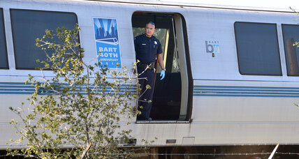Despite strike, two BART workers killed during routine maintenance trip