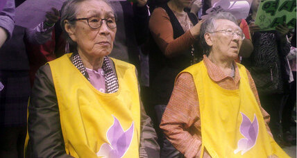 Korea to Japan: Time running out for 'comfort women' resolution