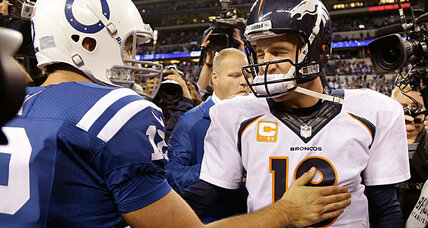 Broncos-Colts game: Peyton Manning gets taste of the new Indianapolis Colts in loss (+video)