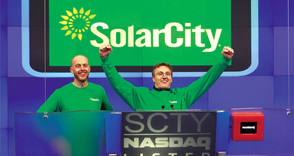Forget Solyndra. Clean energy is hot again.