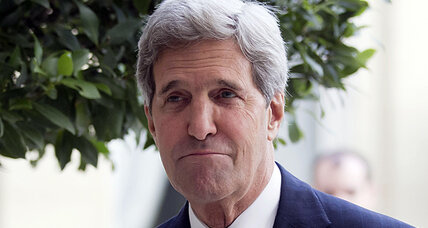 Why Syria peace conference is a tough sell for Kerry: Assad wants to come