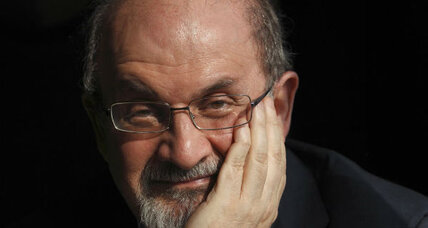 Salman Rushdie: The trouble with first person