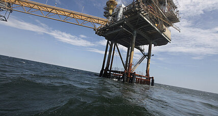 Is the next oil boom under water?