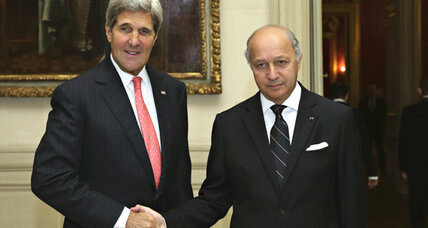 NSA revelations give 'Monsieur Kerry' a rockier road in France