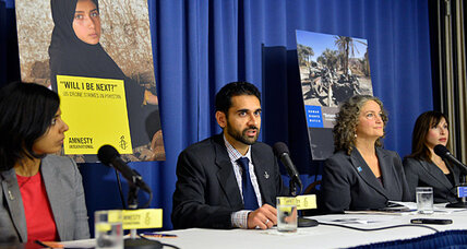 Drone strikes: Rights groups berate US for not following its own rules (+video)