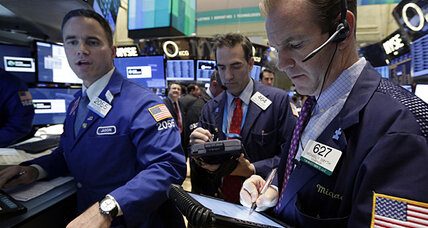 Stocks rise on hopes for new Federal Reserve stimulus