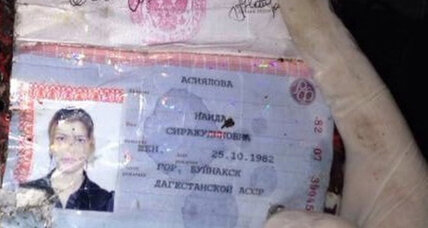 Volgograd bomber planned to attack Moscow