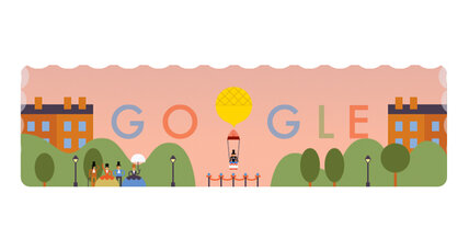 When was the first parachute jump? Google knows.