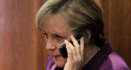 Merkel berates Obama on spying, joins parade of 'shocked' world leaders (+video)
