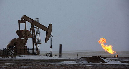 Why North Dakota is like Iran, Nigeria & Russia: Wasted natural gas