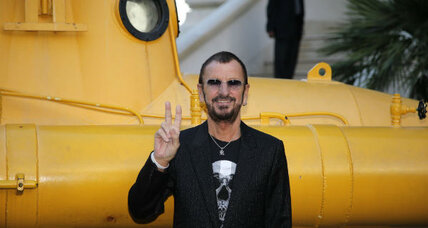Ringo Starr's 1964 photo mystery gives idol-hunting teens hope