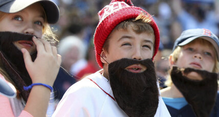 Who or what are these sports fans rooting for? Take our photo quiz