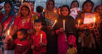 After Rana Plaza, efforts on Bangladesh worker safety