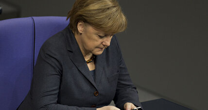 Now it's personal: Claims US tapped Merkel's phone set off firestorm (+video)