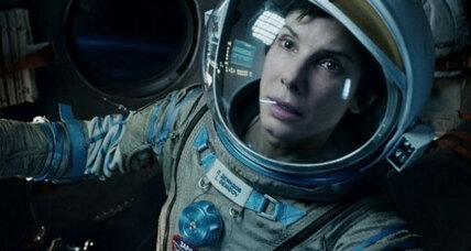 'Gravity': Movie astronaut Ryan Stone never 'learned' to pray
