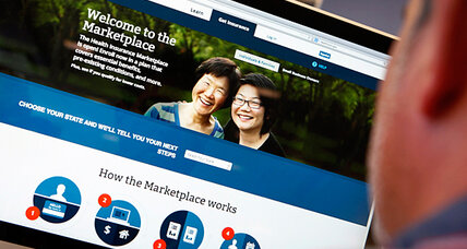 Obamacare website: Does it violate privacy rights?