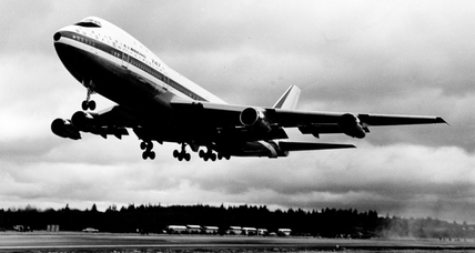 Boeing 747 future in doubt as production and demand fall