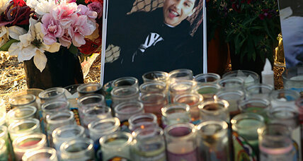 California community mourns 13-year-old killed for holding AK-47 look-alike