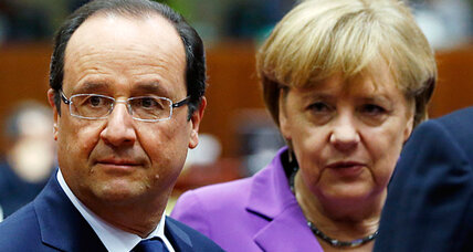 Germany and France call for new 'spy rules'