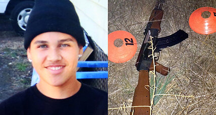 Cop kills California boy toting toy rifle; a gun-anxious nation pauses