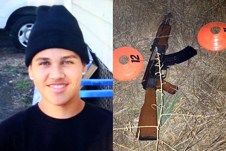 cop kills california boy toting toy rifle a gun anxious nation