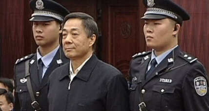 Bo Xilai will spend his life in prison, for sure
