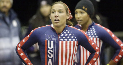 Lolo Jones makes US bobsled team, but expect drama ahead