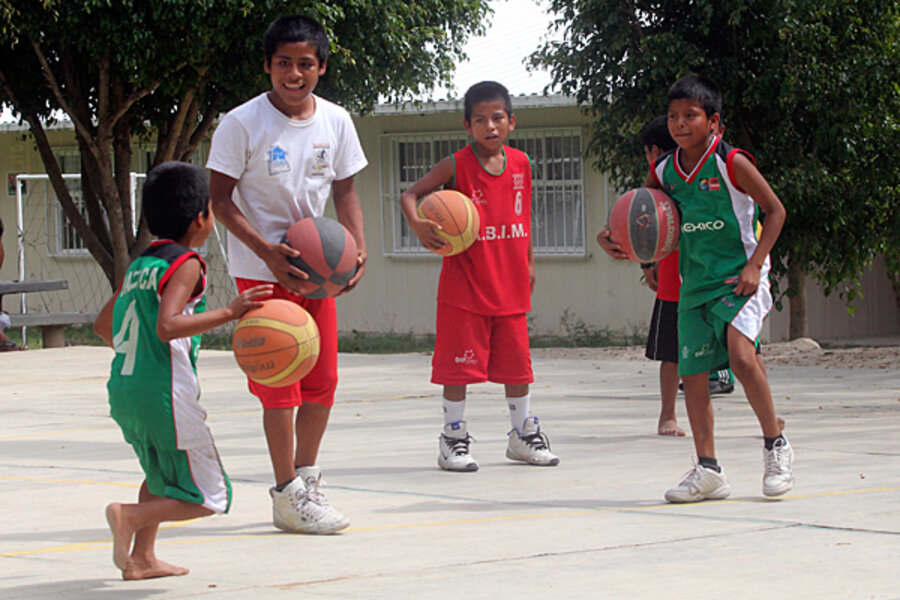 Is basketball now a rising star in soccer-loving Mexico?