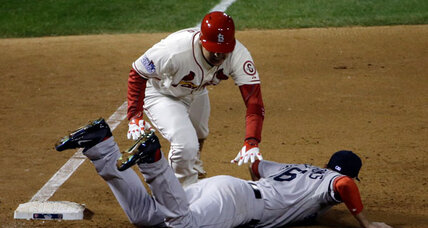 World Series: Can Red Sox stop stumbling over themselves? (+video)