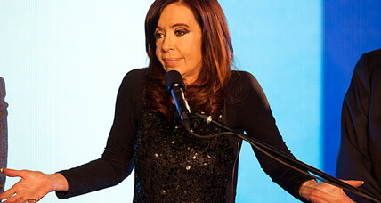 Do Argentine election results ensure an end to Kirchner era?