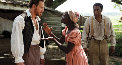 '12 Years a Slave' is a necessary, if stiff, look at the history of slavery