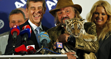 Billionaires, Communists, corruption: Seven-way split stymies Czech election