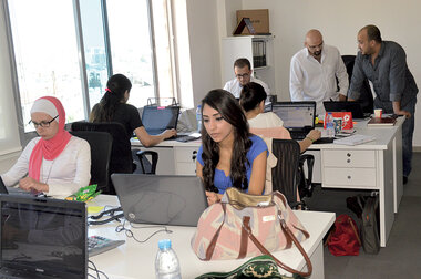 The Middle East S Silicon Valley Moment Csmonitor Com