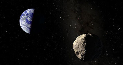 How do you spot an incoming asteroid anyway?