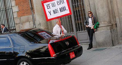 Spain protests, but not too much, over NSA spying (+video)