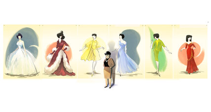 Edith Head: Google Doodle honors Hollywood legend
