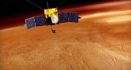 NASA to launch mission to study Martian atmosphere