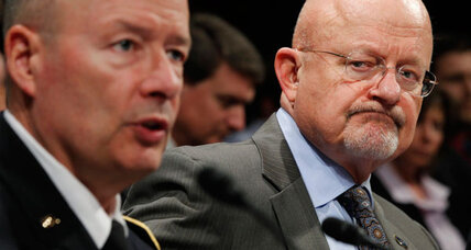 NSA chief fires back: European spying reports 'completely false' (+video)