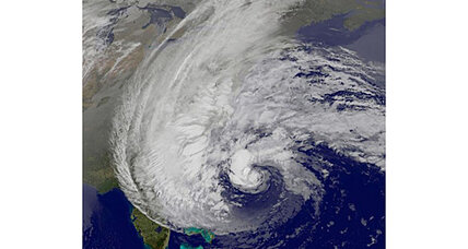 With storms like Sandy, it's the flooding, not the wind, that gets you
