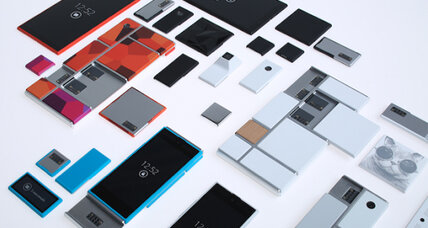 Motorola Project Ara: Snap together a custom cellphone
