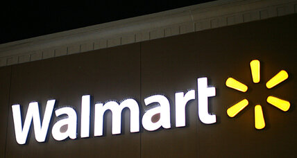 Wal-Mart to promote 25,000 workers. Policy change or publicity stunt? (+video)