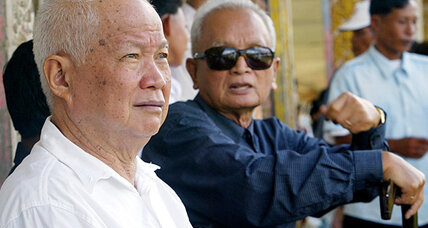 Khmer Rouge trial nears end, with tarnished legacy