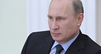 Putin at No. 1: Russian media crows, and complains, about Forbes ranking