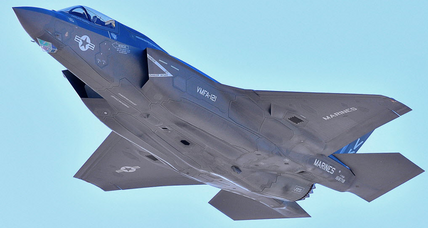 F-35 fighter opposition defeated in Burlington, Vt.