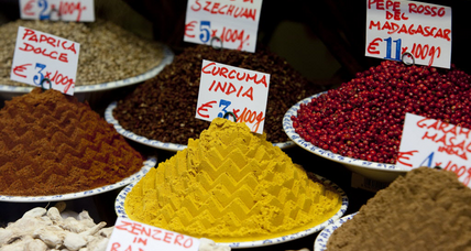 Contaminated spices? FDA claims imported spices have double salmonella risk.