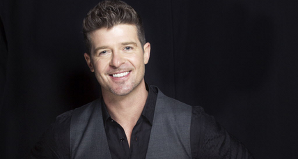 Marvin Gaye family sues over Robin Thicke's 'Blurred Lines'
