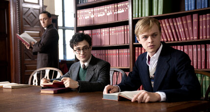 Daniel Radcliffe is the primary reason to see 'Kill Your Darlings'